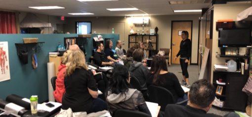 group class teaching